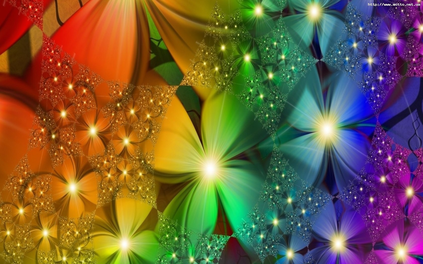 9746 Wallpapers and Background images on your desktop. Download Background, Abstract, Rainbow pictures on PC for free
