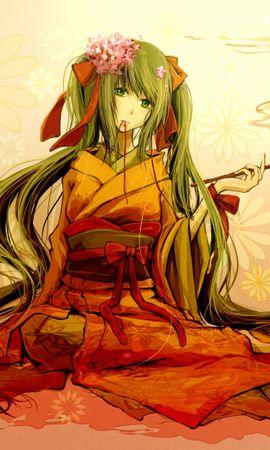 40307 baixar papel de parede Anime, Meninas - protetores de tela e imagens gratuitamente