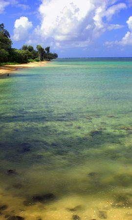 31217 скачать обои Пейзаж, Море, Пляж - заставки и картинки бесплатно