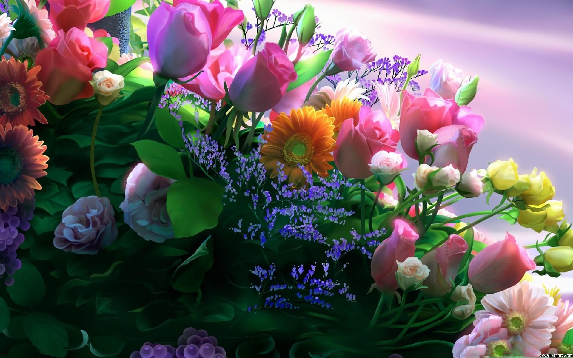 25040 обои 2160x3840 на телефон бесплатно, скачать картинки Букеты, Растения, Цветы 2160x3840 на мобильный