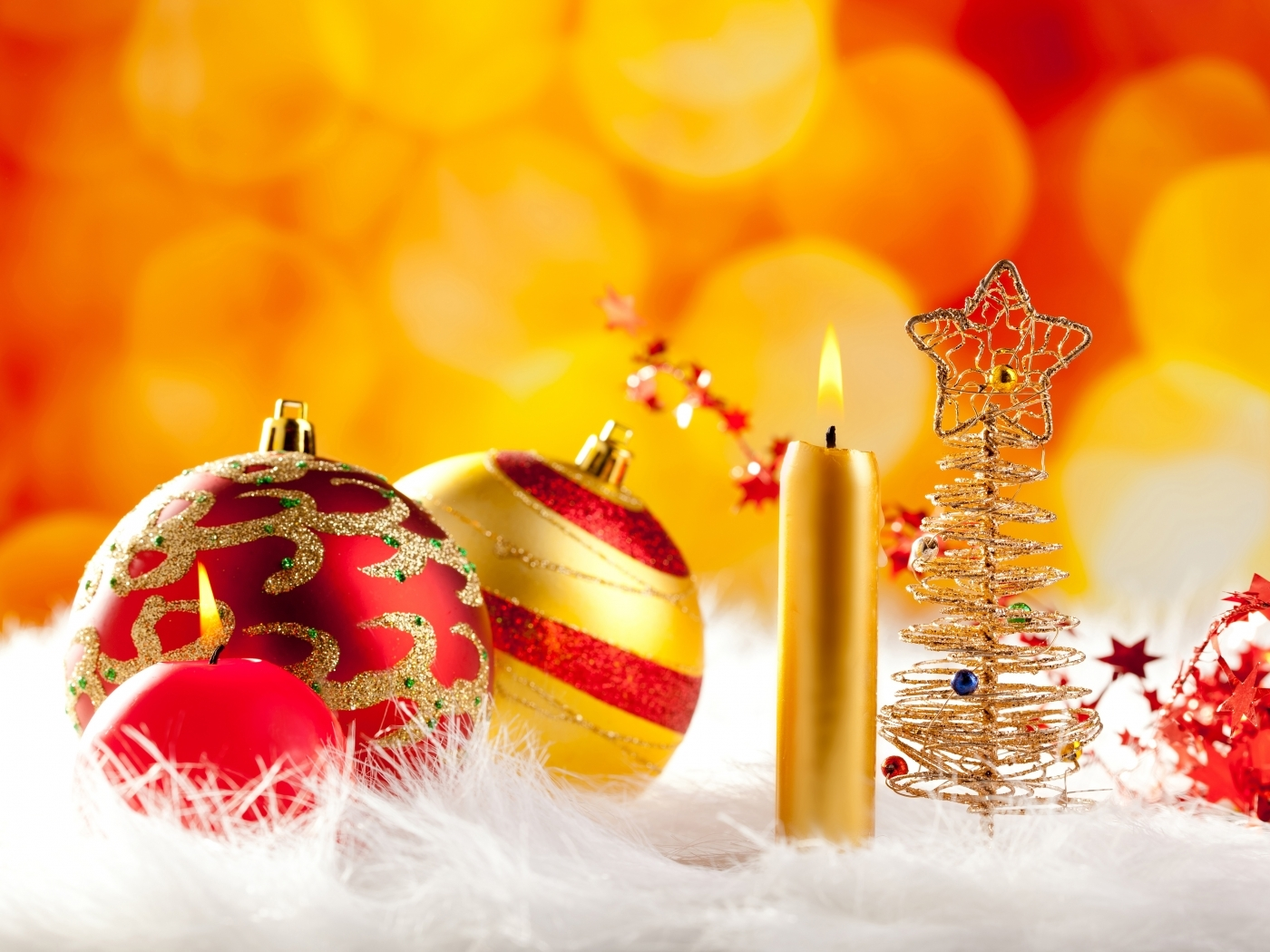 28282 download wallpaper Holidays, New Year, Christmas, Xmas, Candles screensavers and pictures for free