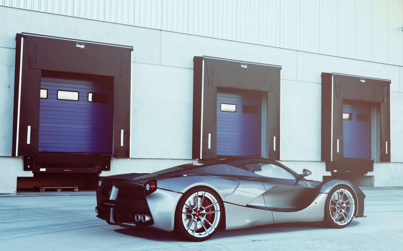80238 Screensavers and Wallpapers Ferrari for phone. Download Ferrari, Cars, Side View, Silver, Silvery, 2015, Laferrari pictures for free