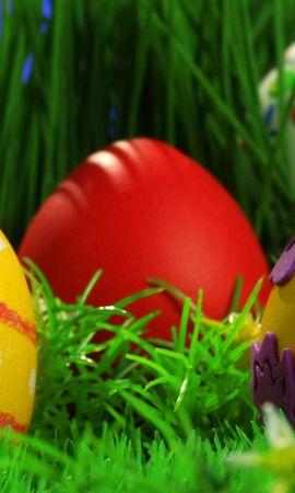 44092 descargar fondo de pantalla Vacaciones, Huevos, Objetos: protectores de pantalla e imágenes gratis