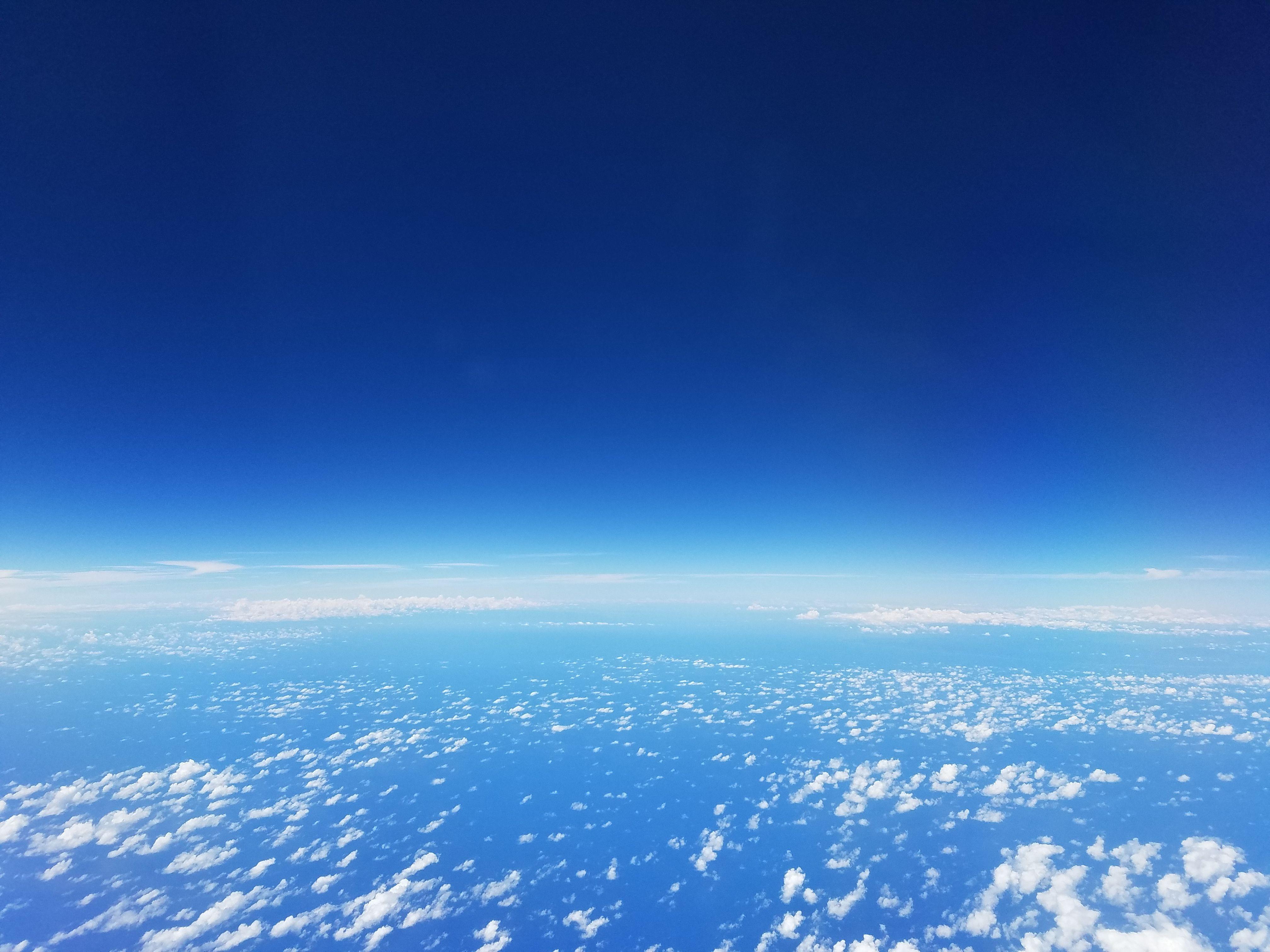 71463 скачать обои Небо, Голубой, Облака, Природа - заставки и картинки бесплатно