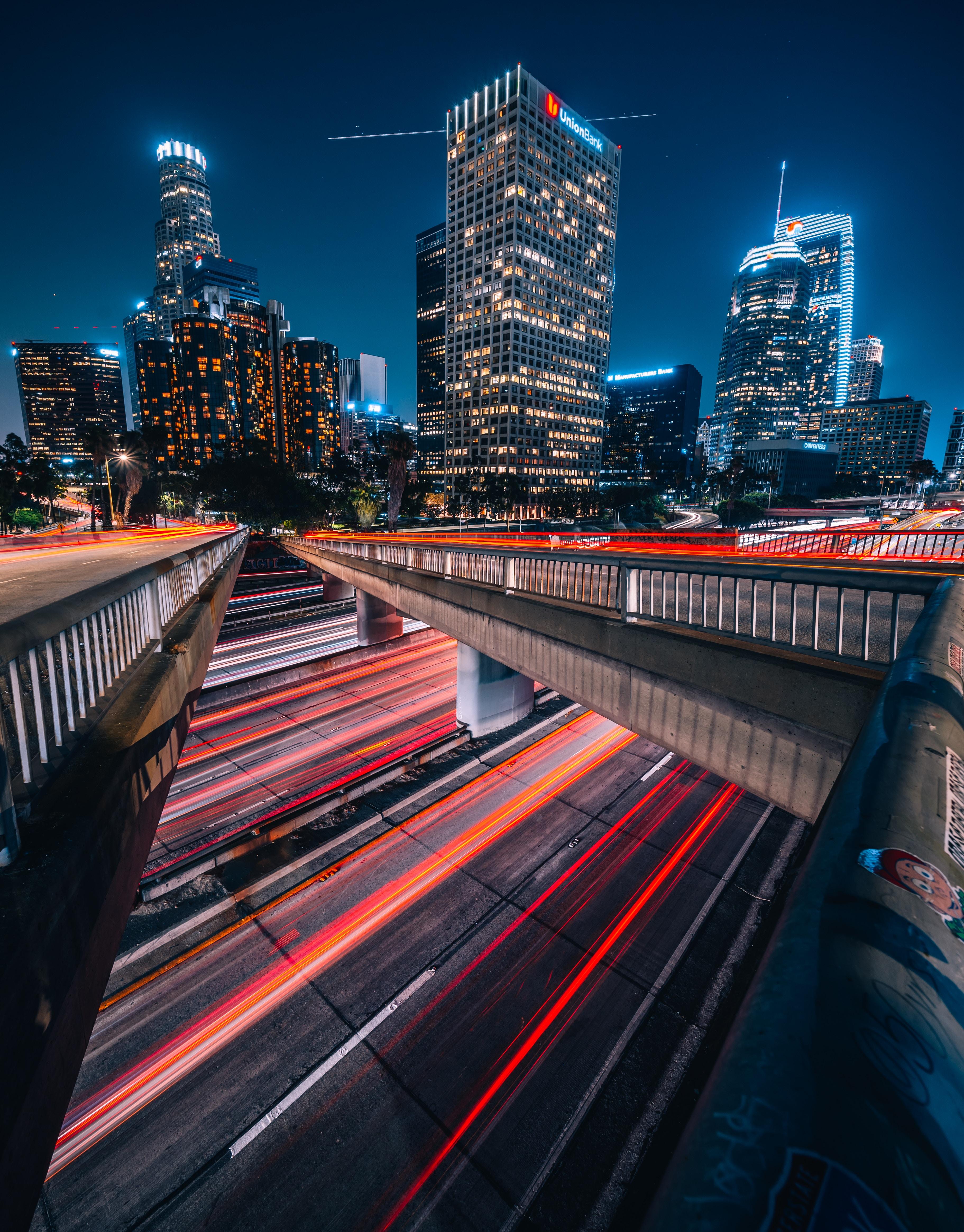 86093 Salvapantallas y fondos de pantalla Arquitectura en tu teléfono. Descarga imágenes de Ciudad De Noche, Ciudad Nocturna, Edificio, Encendiendo, Iluminación, Luces De La Ciudad, Arquitectura, Ciudades gratis