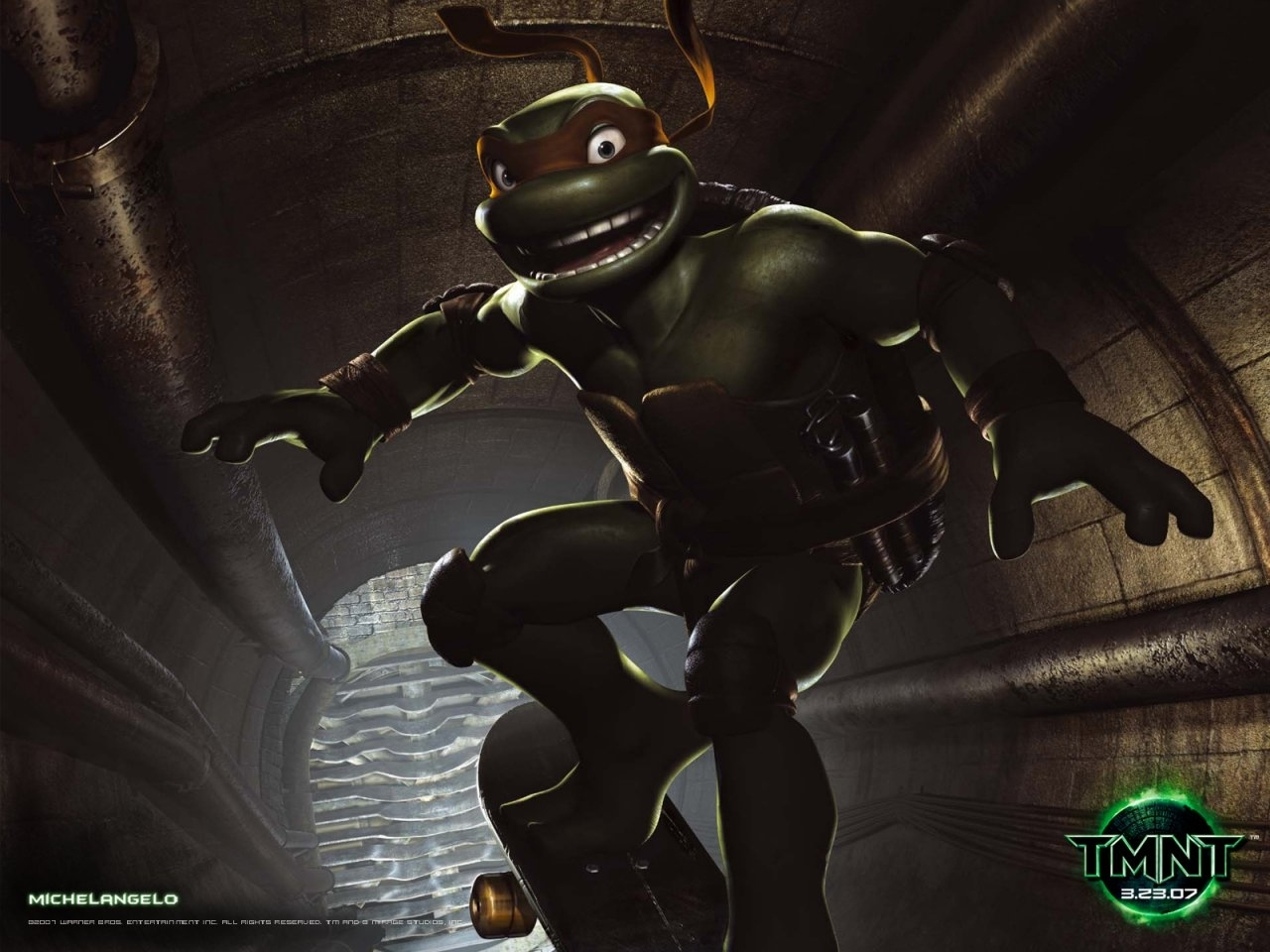 6830 download wallpaper Cartoon, Cinema, Tmnt screensavers and pictures for free