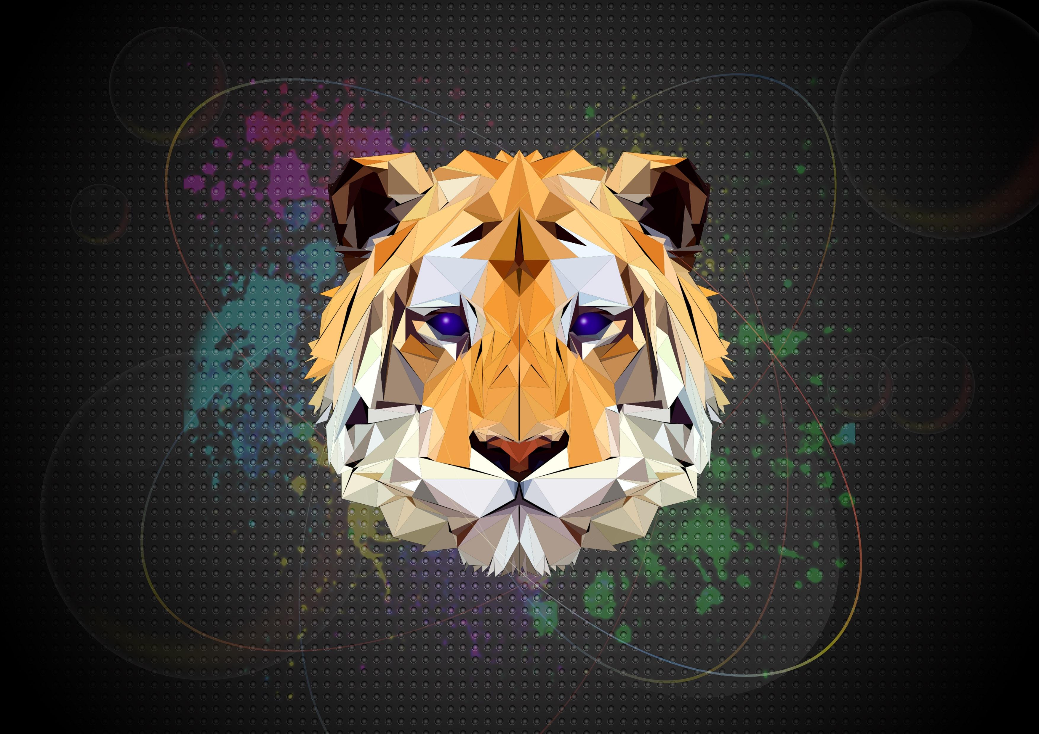 64700 Salvapantallas y fondos de pantalla Vector en tu teléfono. Descarga imágenes de Vector, Polígono, Tigre, Arte, Gráficos, Grafismo gratis