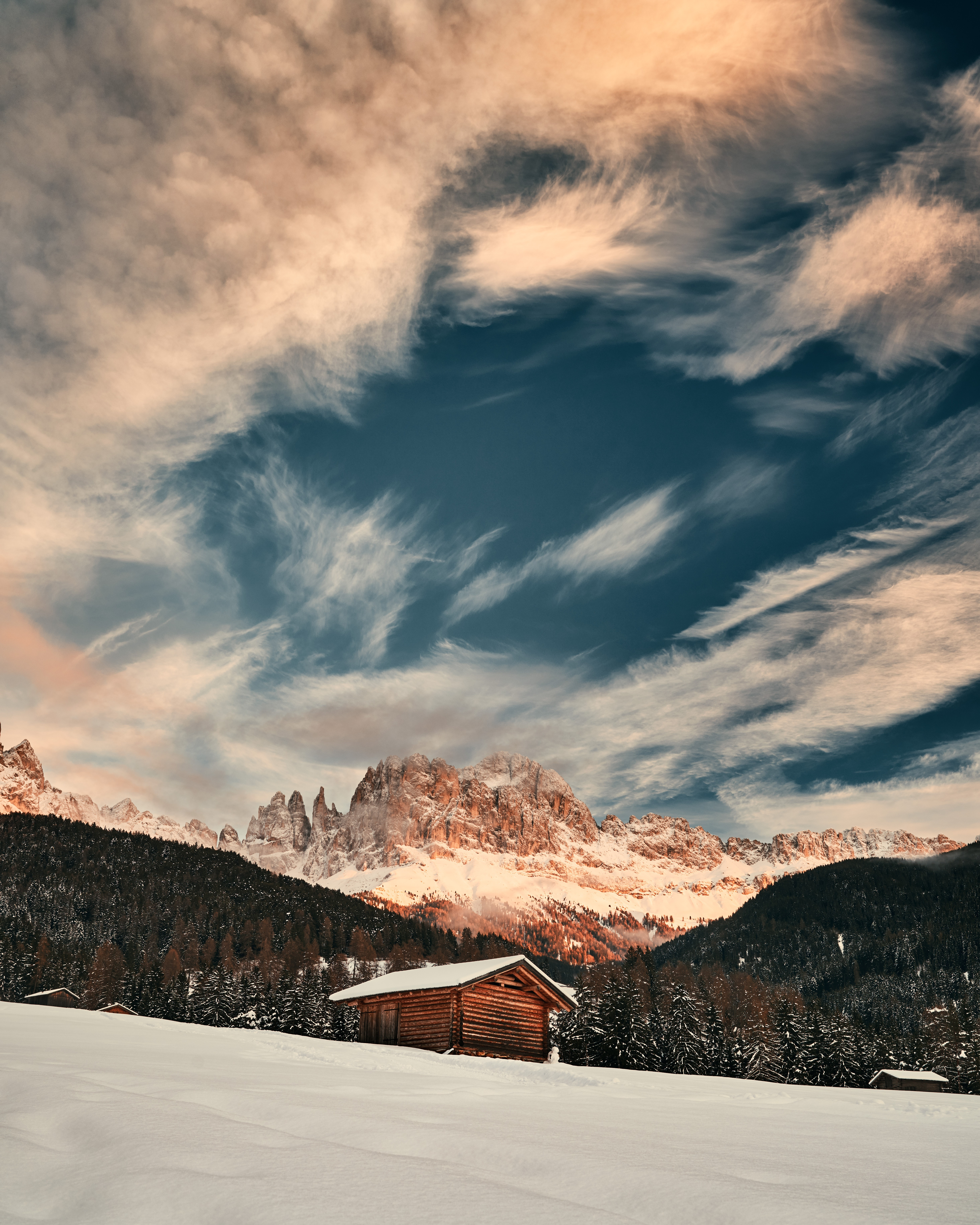 130351 download wallpaper Nature, Snow, Winter, Vertex, Top, Structure, Mountains screensavers and pictures for free