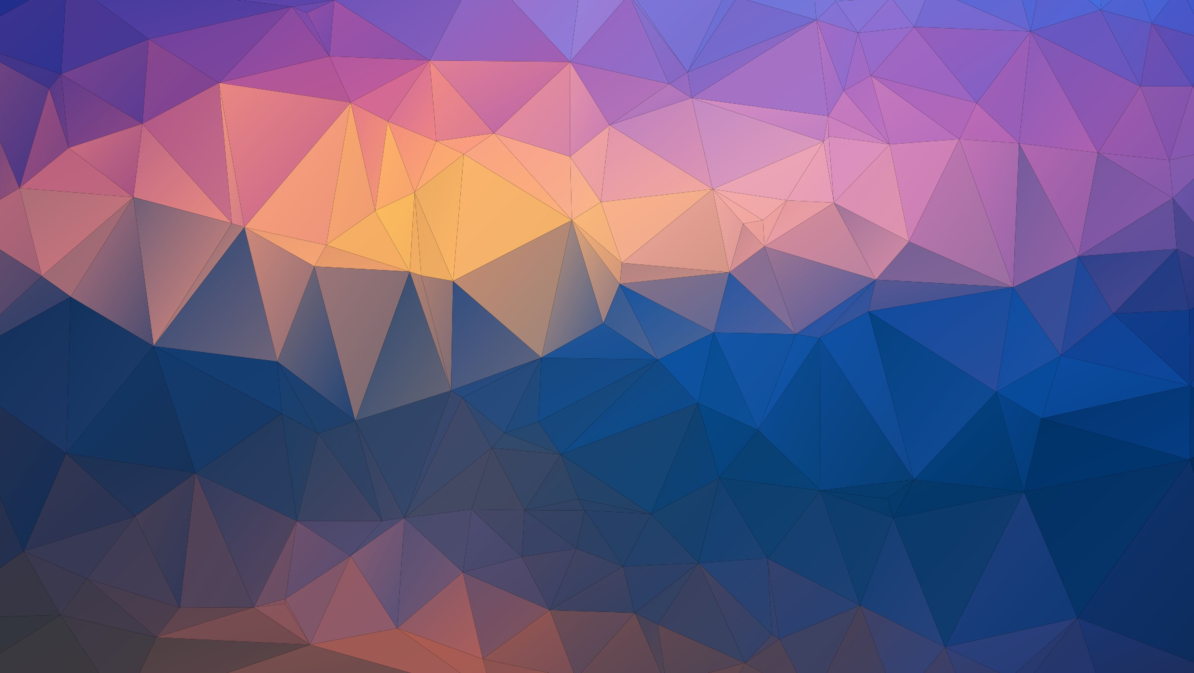 58818 download wallpaper Textures, Texture, Polygon, Triangles, Convex, Convexity, Gradient screensavers and pictures for free
