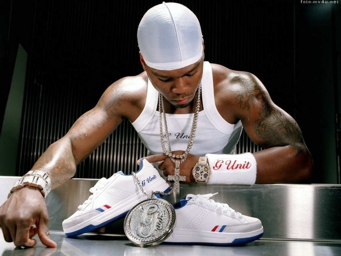 7025 скачать обои Музыка, Люди, Артисты, Мужчины, 50 Cent, G-Unit - заставки и картинки бесплатно