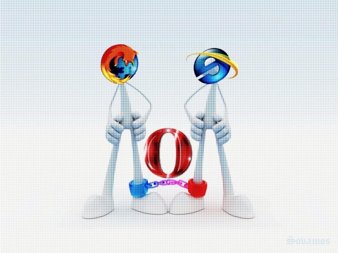 1542 скачать обои Юмор, Логотипы, Интернет - заставки и картинки бесплатно