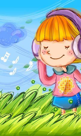 3014 baixar papel de parede Música, Crianças, Imagens - protetores de tela e imagens gratuitamente