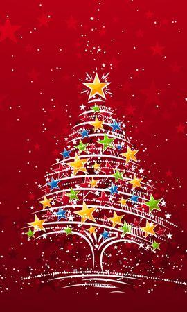 25896 скачать обои Праздники, Фон, Новый Год (New Year), Рождество (Christmas, Xmas) - заставки и картинки бесплатно