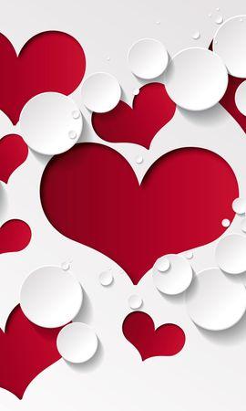 146448 baixar papel de parede Amor, Forma, Foto, Desenho, Corações - protetores de tela e imagens gratuitamente