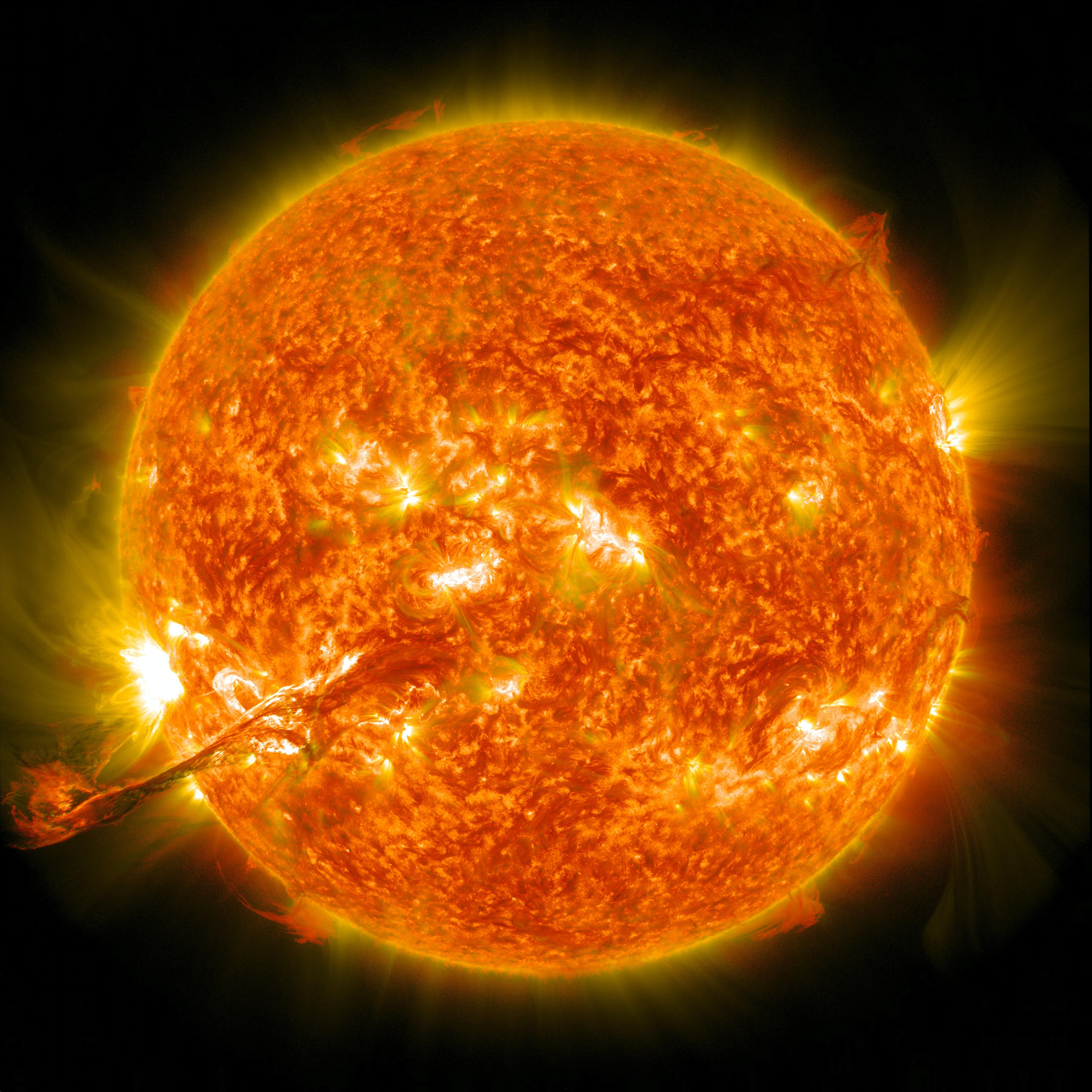87005 Заставки и Обои Свечение на телефон. Скачать Свечение, Космос, Солнце, Свет, Яркий, Вспышки картинки бесплатно