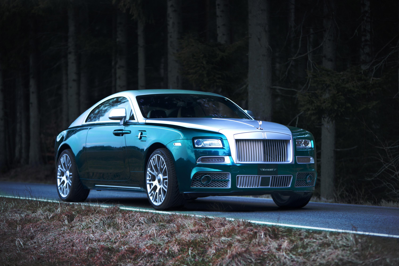 84603 скачать обои Тюнинг, Тачки (Cars), Купе, Rolls-Royce, Mansory, Wraith - заставки и картинки бесплатно