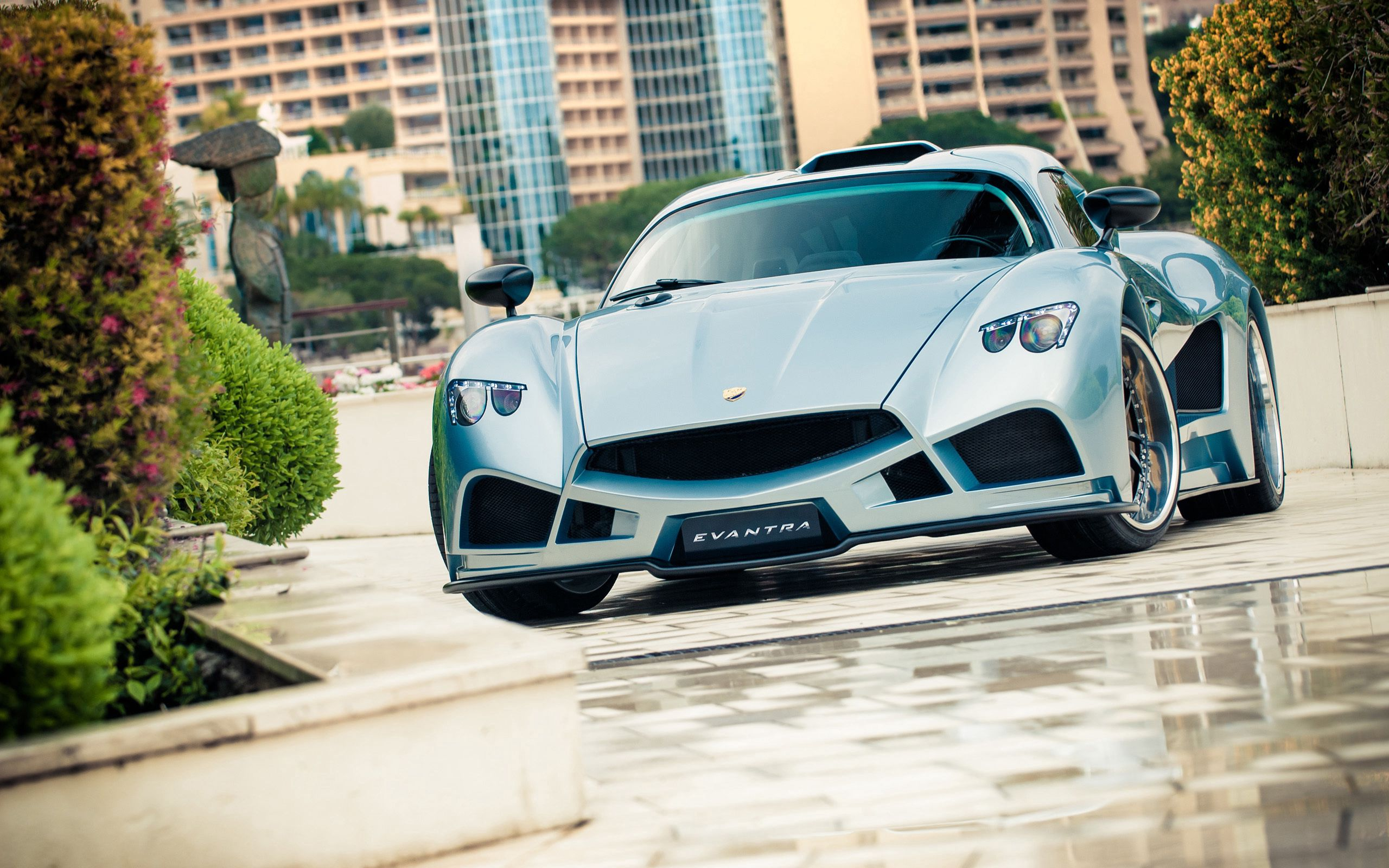 146627 Screensavers and Wallpapers Style for phone. Download Supercar, Cars, Front View, Style, Mazzanti, Evantra pictures for free