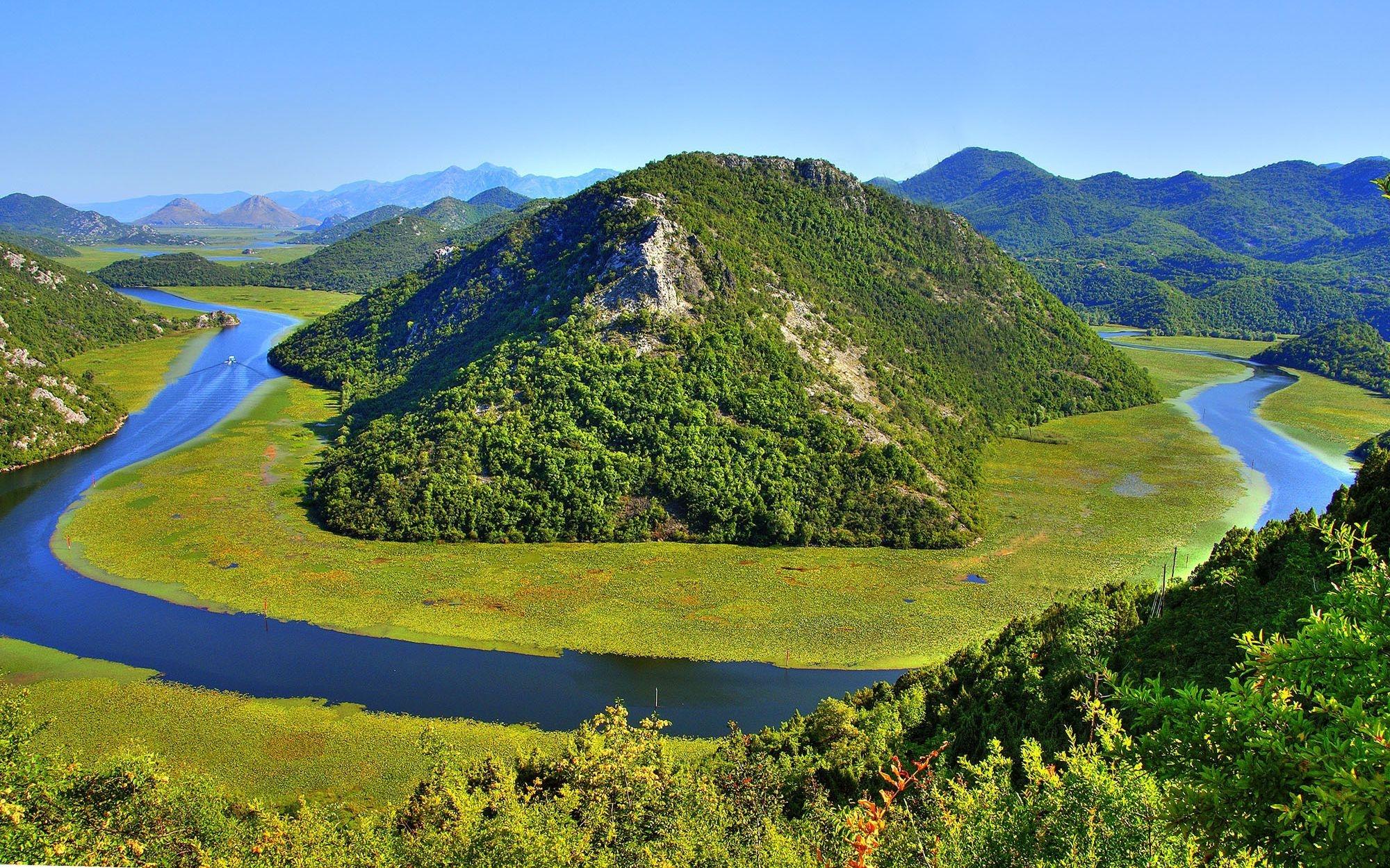 154639 Screensavers and Wallpapers Lake for phone. Download Lake, Nature, Montenegro, Skadarsky, Skadar, Tsrnojevic River, Crnojevicha River pictures for free