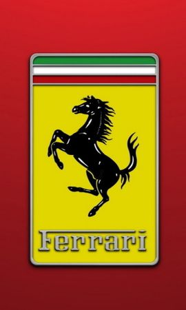 18322 download wallpaper Transport, Auto, Brands, Logos, Ferrari screensavers and pictures for free