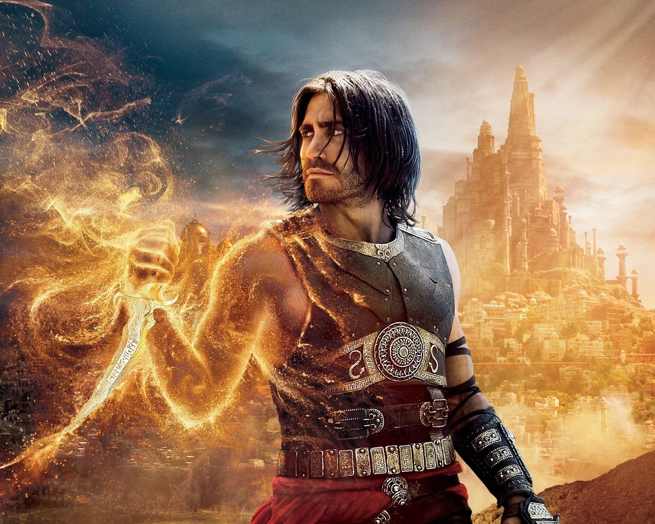 12213 download wallpaper Cinema, Games, Actors, Men, Prince Of Persia, Jake Gyllenhaal screensavers and pictures for free