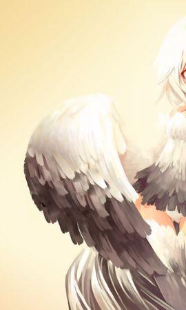6409 скачать обои Аниме, Ангелы - заставки и картинки бесплатно