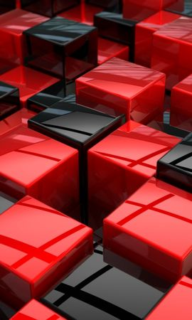 61286 Protetores de tela e papéis de parede 3D em seu telefone. Baixe 3D, Cuba, O Preto, Espaço fotos gratuitamente