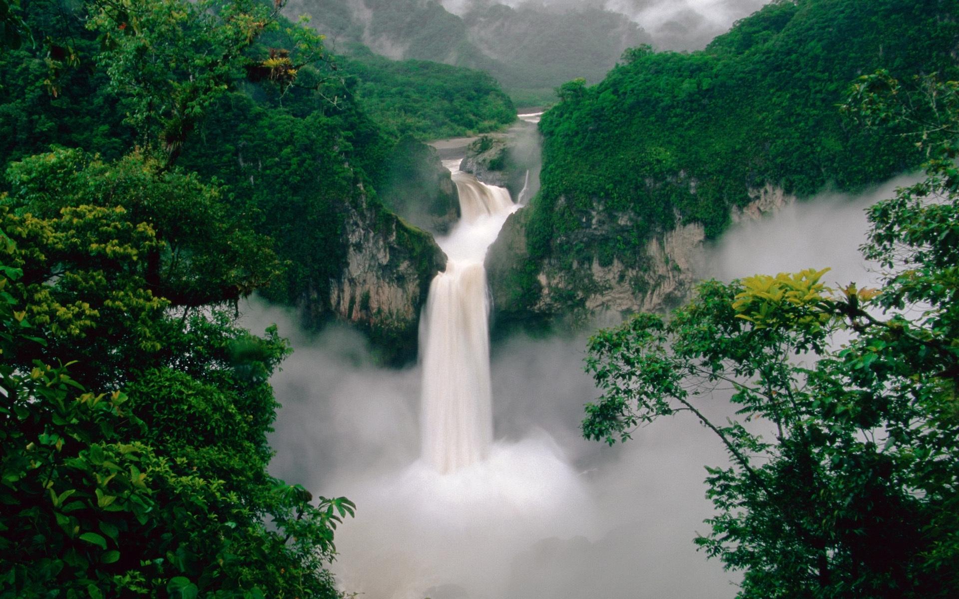 27289 скачать обои Водопады, Пейзаж - заставки и картинки бесплатно