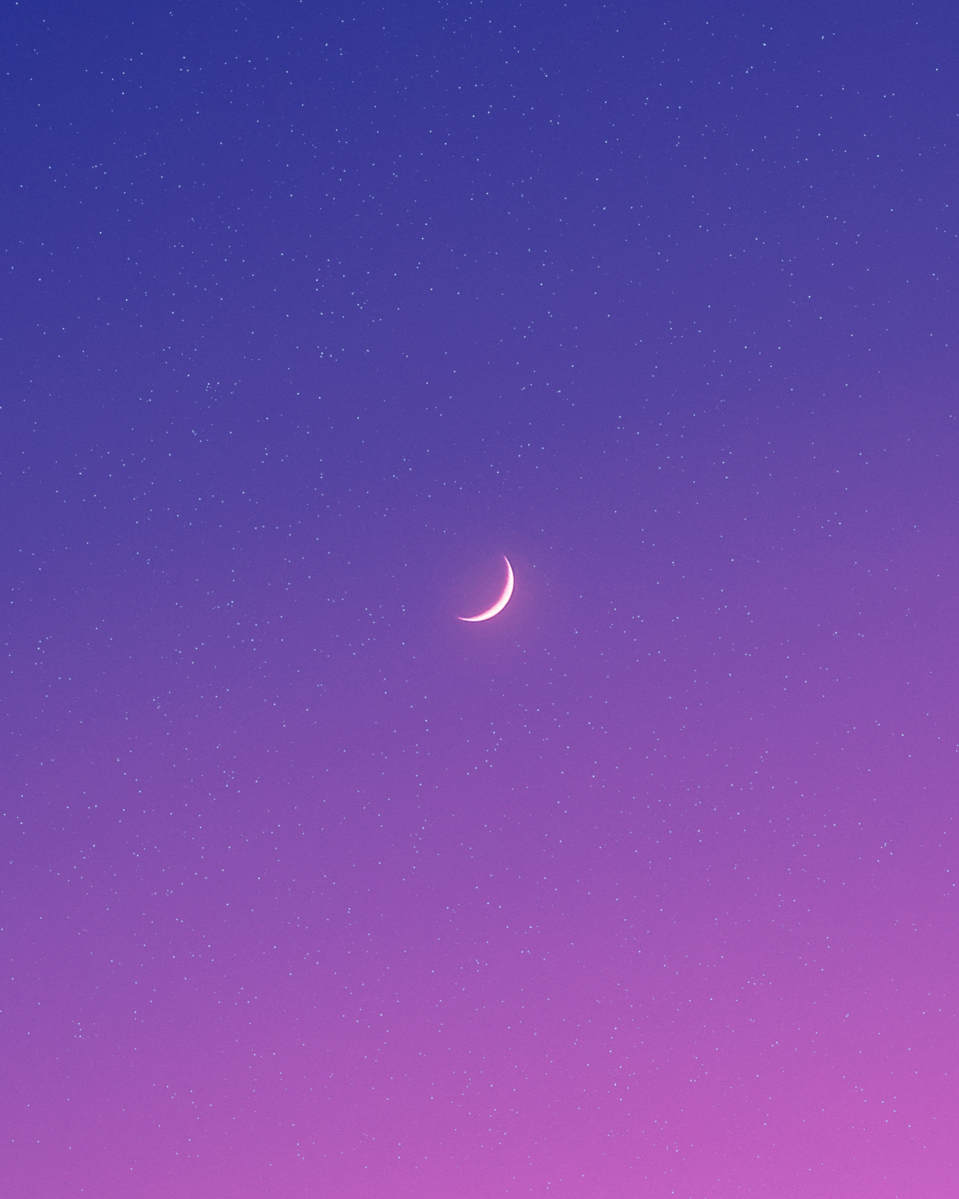 55617 Заставки и Обои Луна на телефон. Скачать Луна, Природа, Звезды, Ночь, Фиолетовый картинки бесплатно