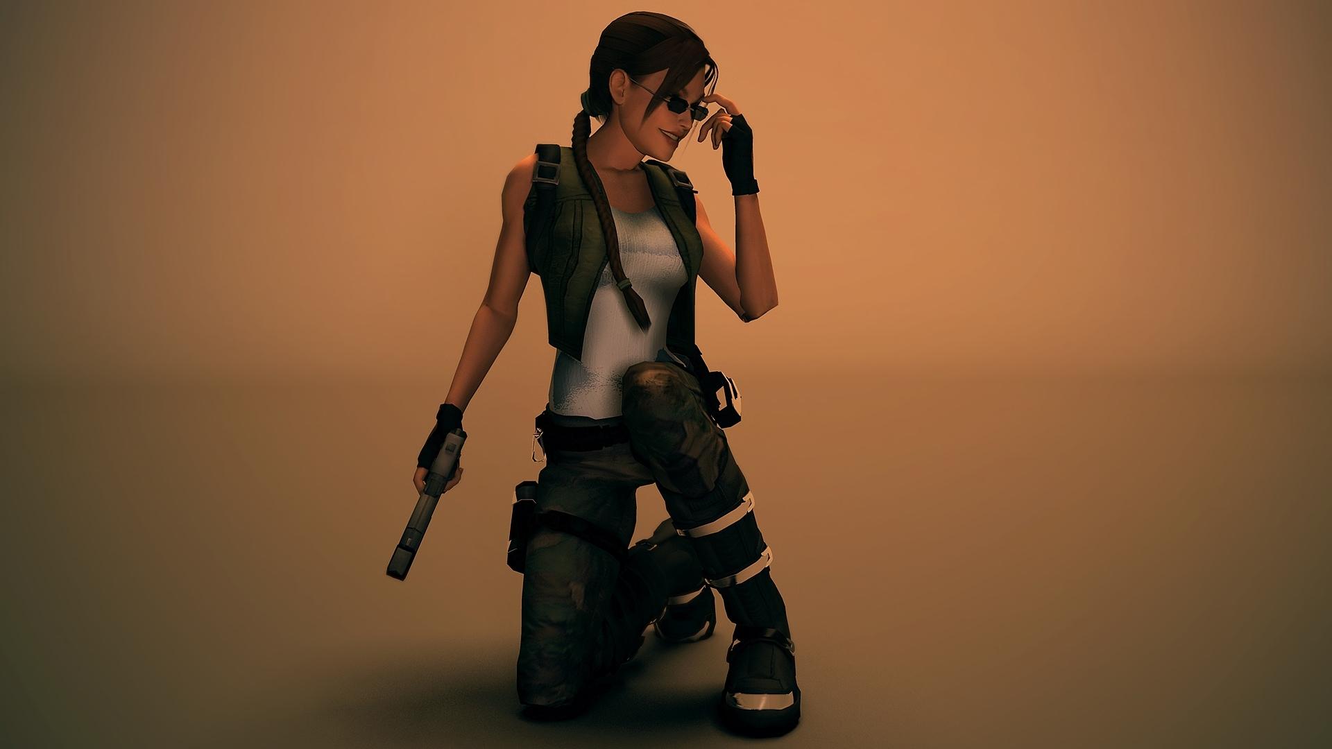 39302 baixar papel de parede Jogos, Lara Croft: Tomb Raider - protetores de tela e imagens gratuitamente
