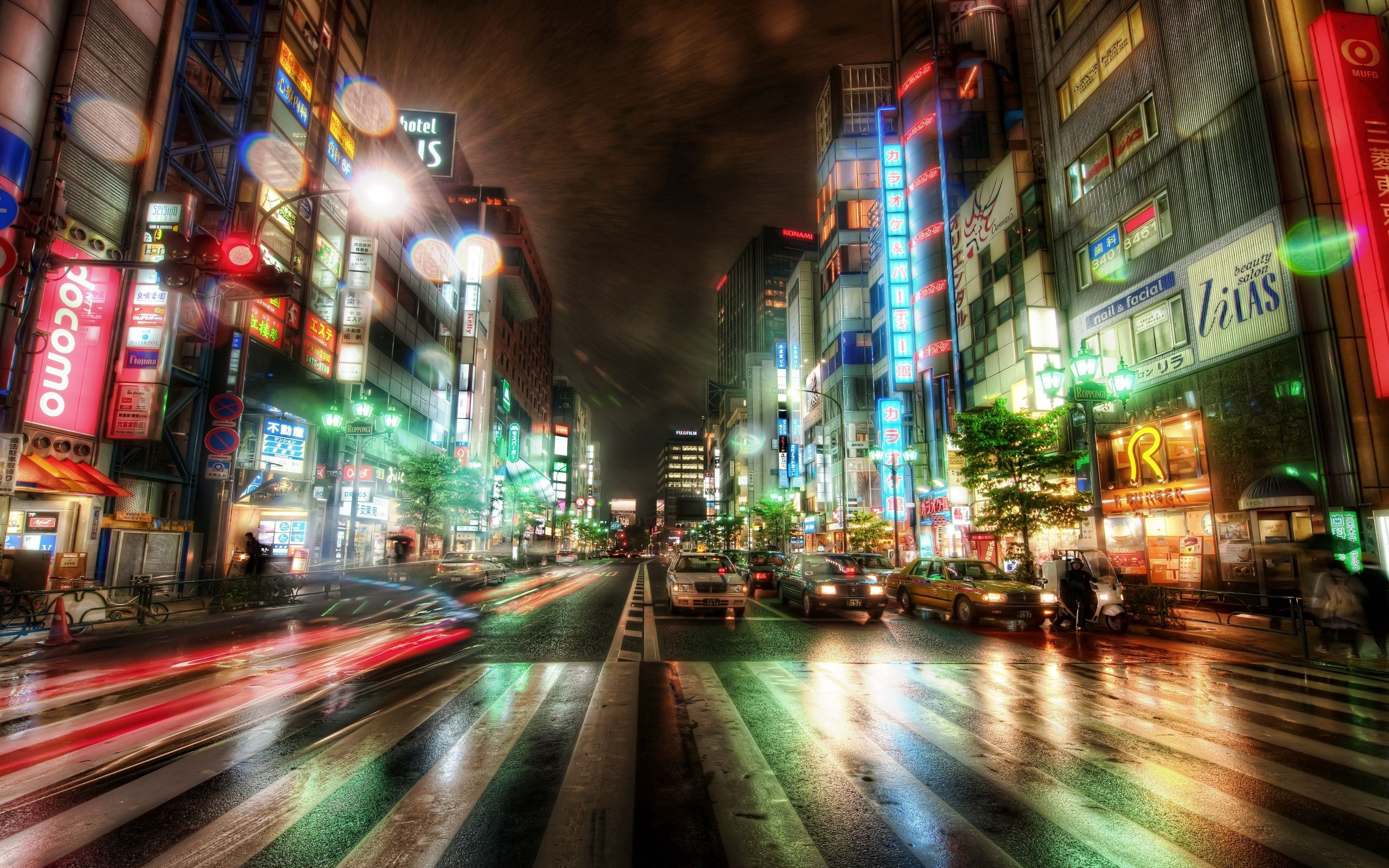 72696 Screensavers and Wallpapers Night City for phone. Download Night City, Cities, City, Hdr, Tokyo pictures for free