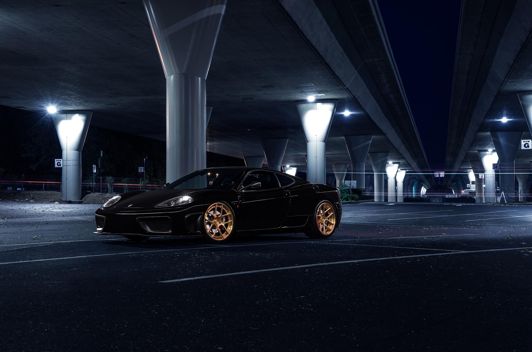 66424 télécharger le fond d'écran Ferrari, Voitures, Vue De Côté, 360, Modène, Aristo - économiseurs d'écran et images gratuitement