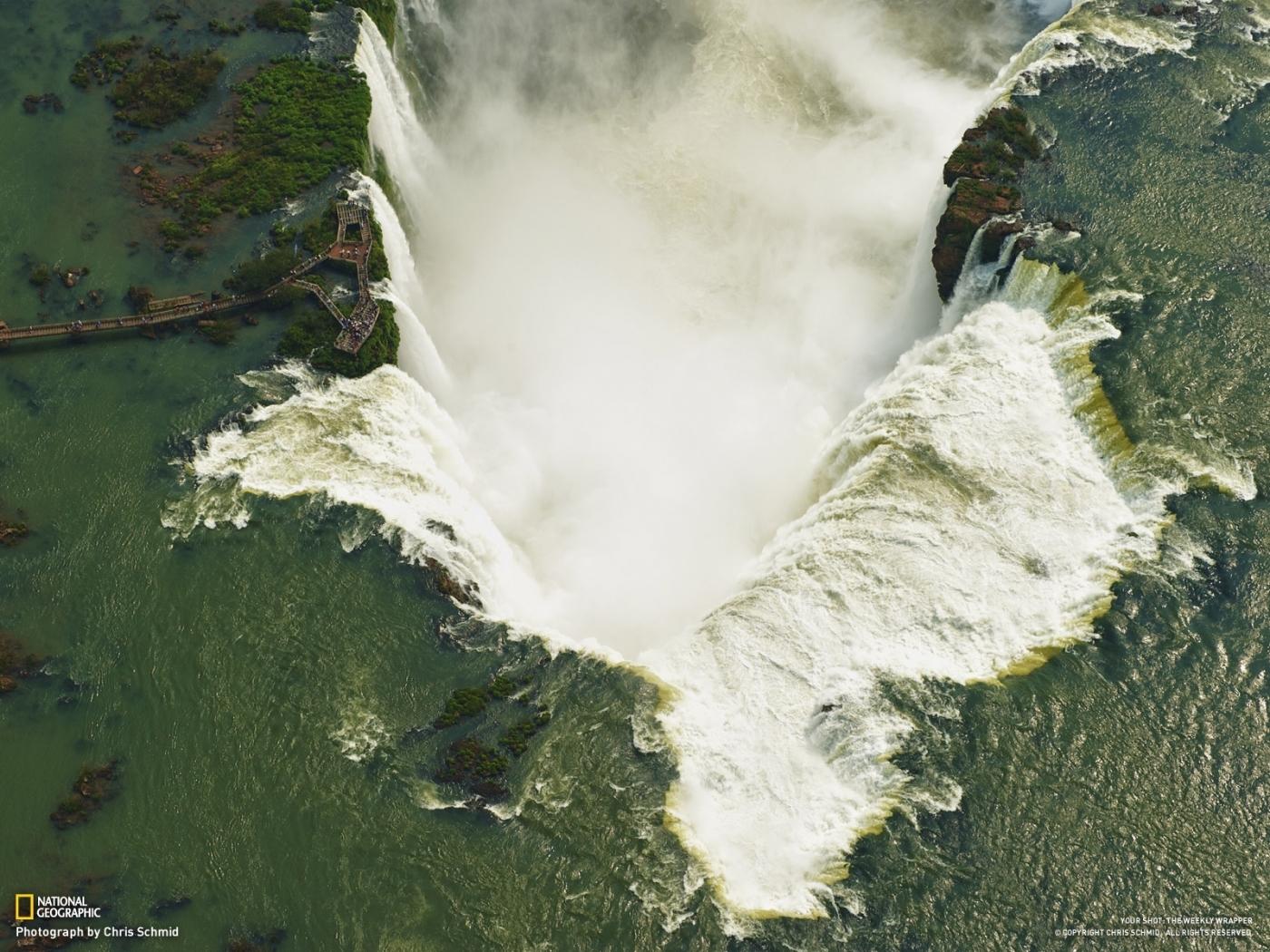 24536 скачать обои Пейзаж, Река, Водопады - заставки и картинки бесплатно