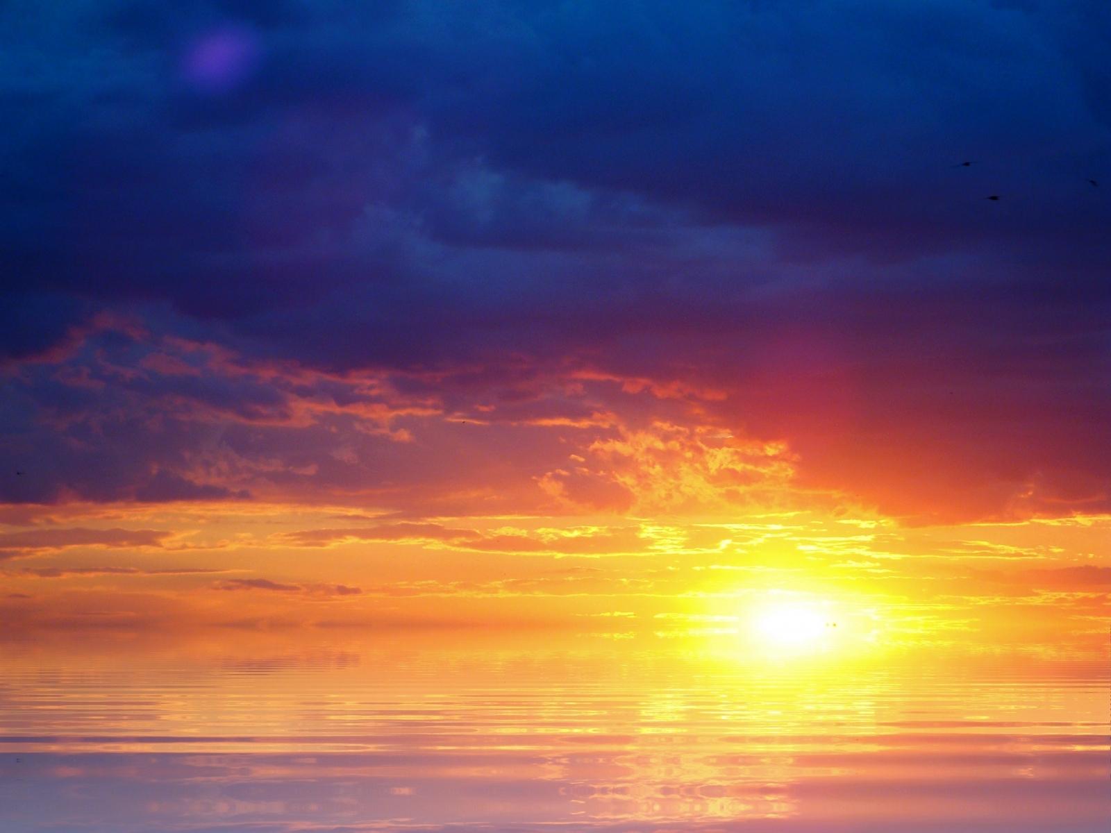 2475 скачать обои Пейзаж, Вода, Закат, Небо, Море, Солнце - заставки и картинки бесплатно