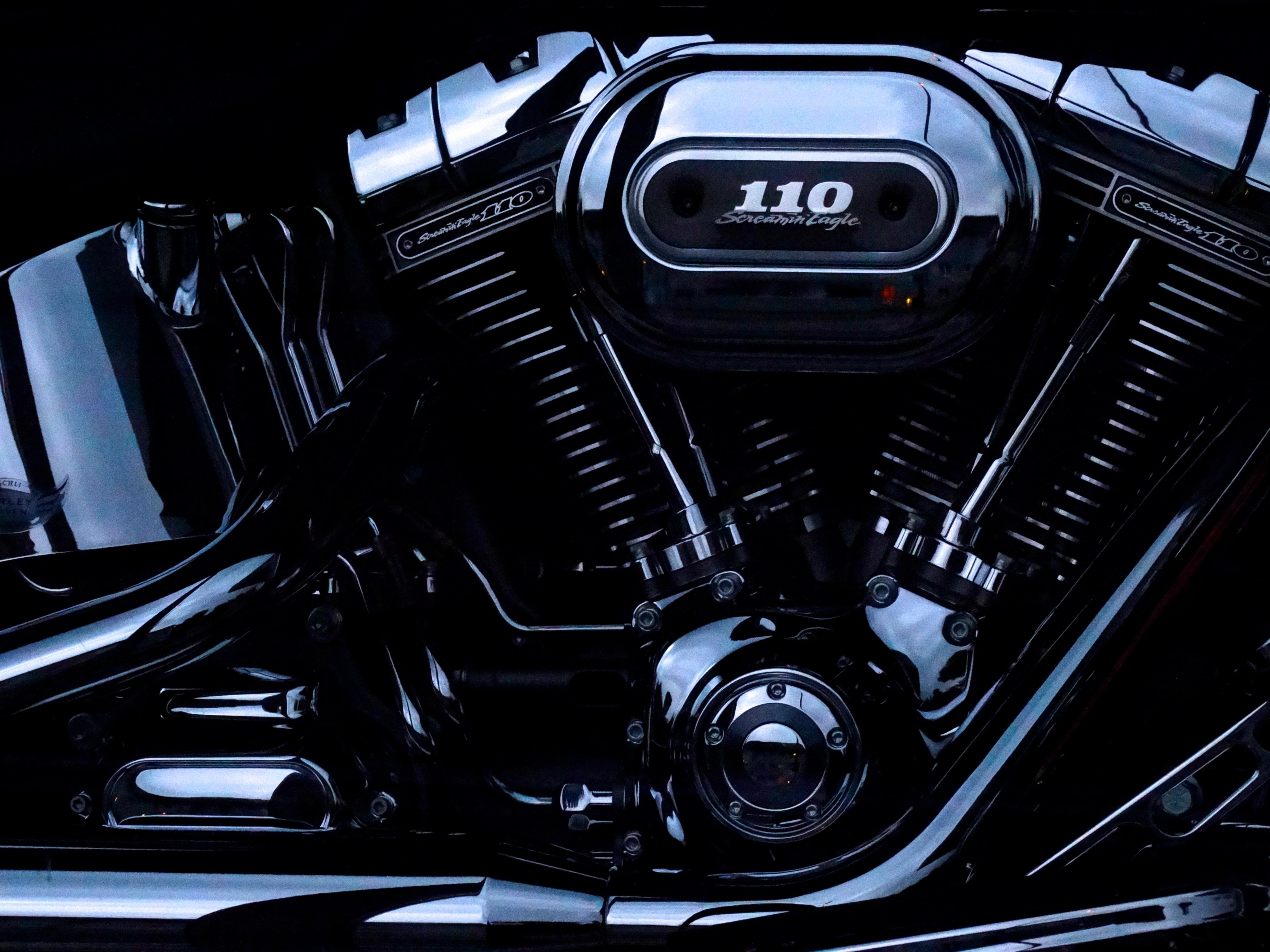 115887 скачать обои Мотоциклы, Двигатель, Harley Davidson, Мотоцикл, Байк, Мотор, Детали - заставки и картинки бесплатно