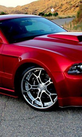 24916 descargar fondo de pantalla Transporte, Automóvil, Mustango: protectores de pantalla e imágenes gratis