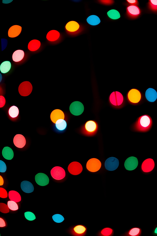 111888 papel de parede 720x1520 em seu telefone gratuitamente, baixe imagens Abstrato, Brilho, As Luzes, Luzes, Clarão, Círculos, Multicolorido, Motley, Bokeh, Boquet 720x1520 em seu celular