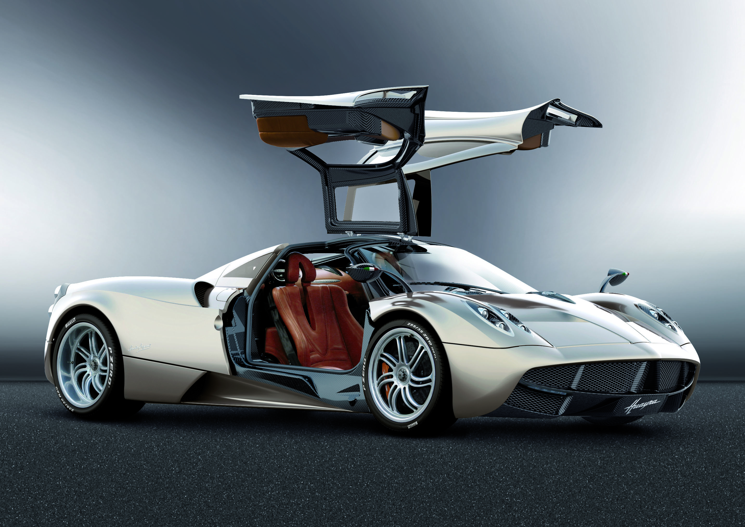 144886 download wallpaper Cars, Pagani, Pagani Huayra, Side View, Auto screensavers and pictures for free