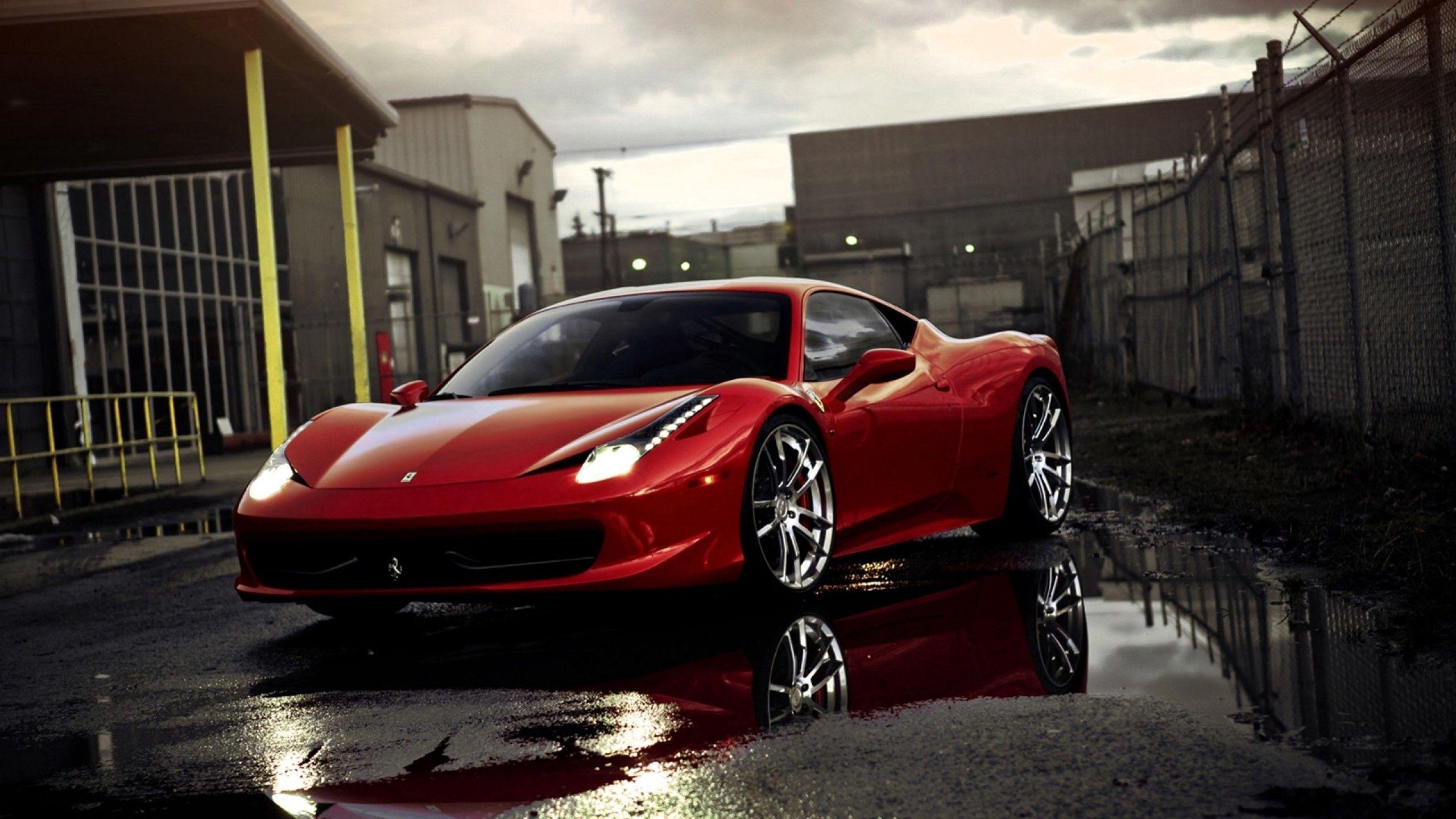 131327 papel de parede 720x1280 em seu telefone gratuitamente, baixe imagens Ferrari, Carros, Reflexão 720x1280 em seu celular