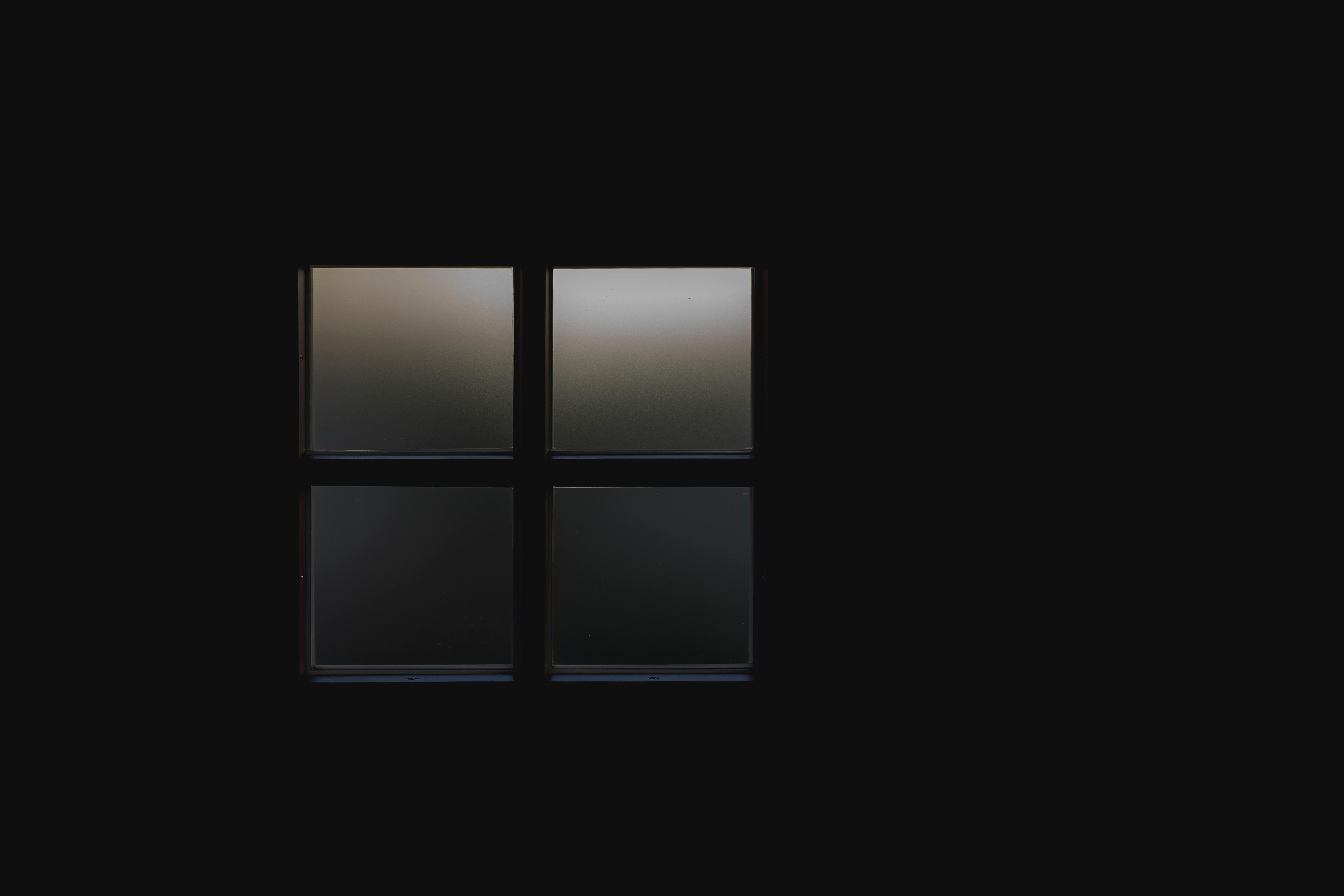 102282 скачать обои Темные, Окно, Свет, Темнота, Темный - заставки и картинки бесплатно