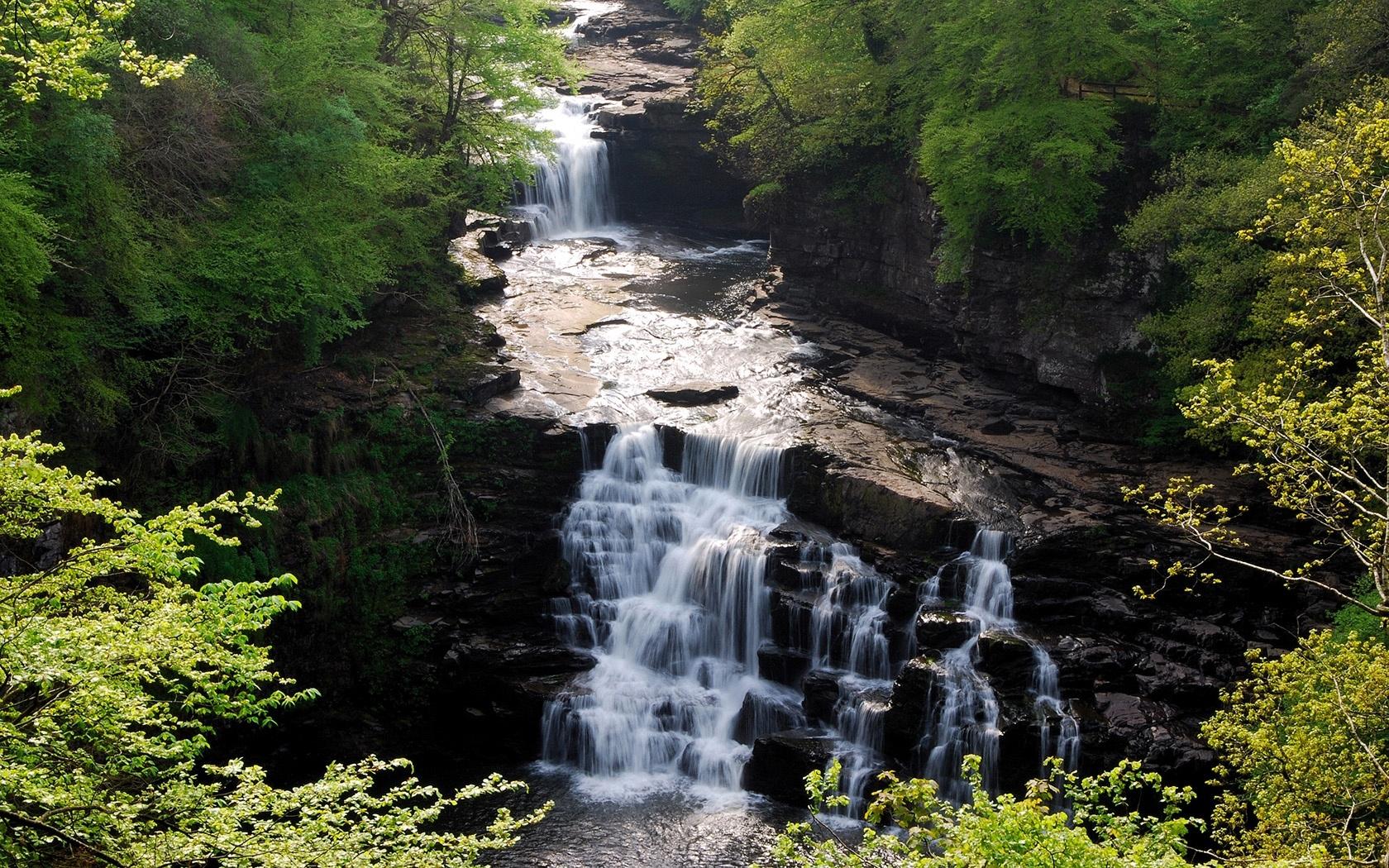 35722 скачать обои Пейзаж, Водопады - заставки и картинки бесплатно