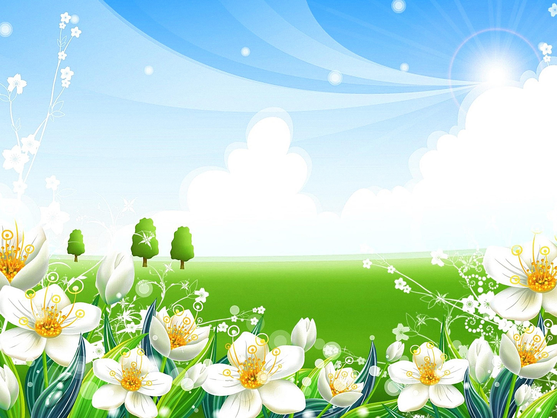 16178 скачать обои Растения, Цветы, Рисунки - заставки и картинки бесплатно