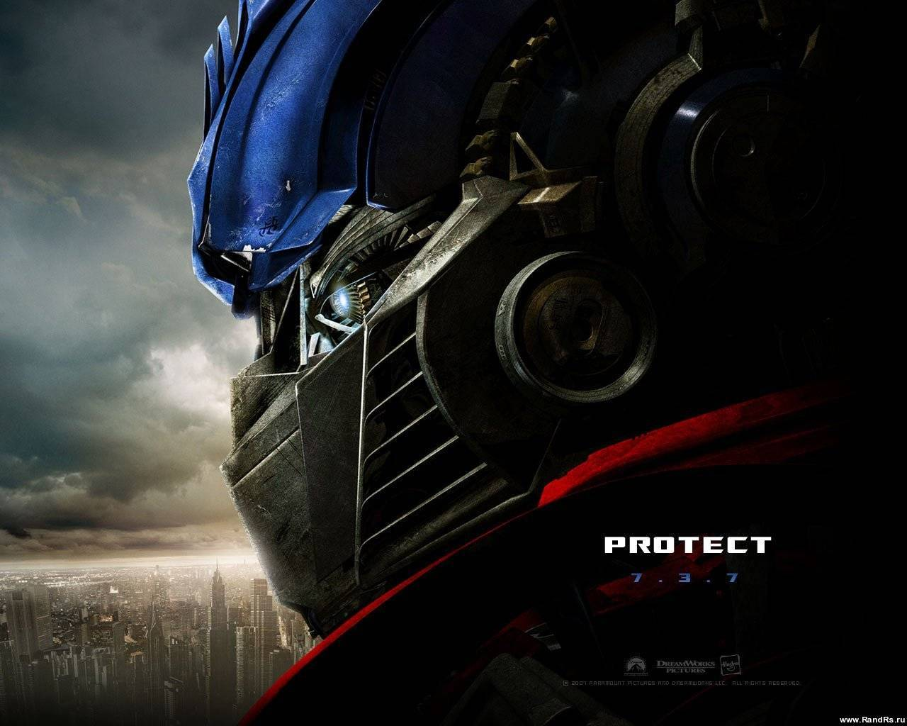 11722 download wallpaper Cinema, Transformers screensavers and pictures for free