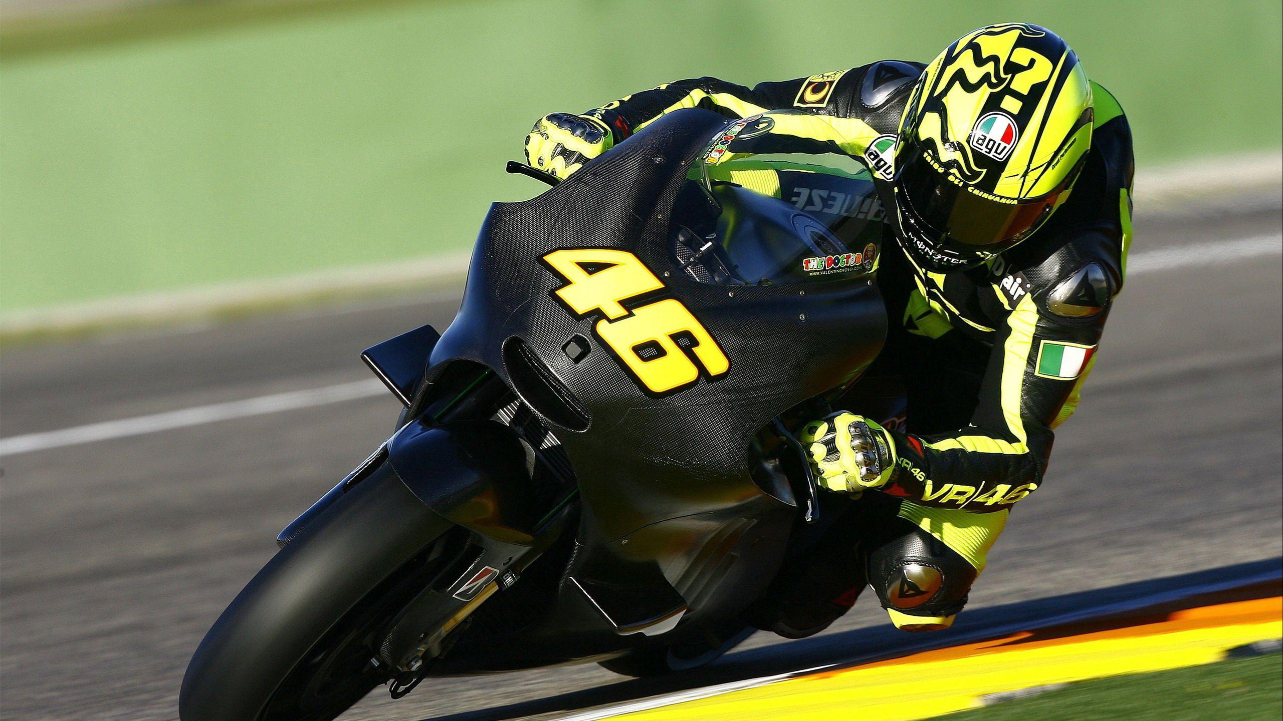58829 скачать обои Мотоциклы, Мотоциклист, Мотоцикл, Motogp, Valentino Rossi, 2014 - заставки и картинки бесплатно