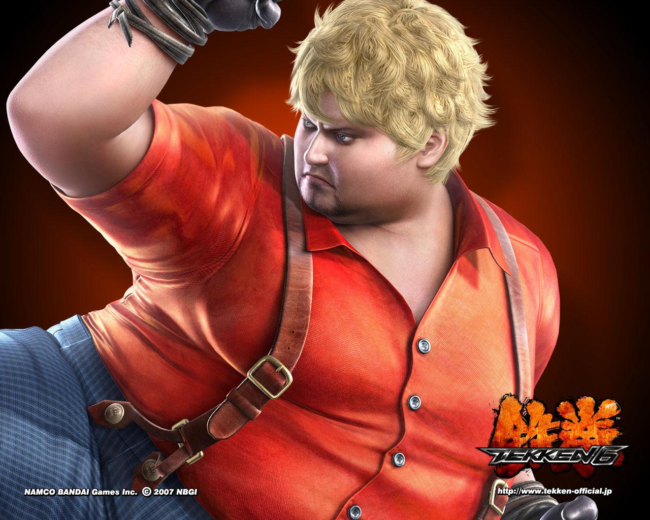 2173 скачать обои Игры, Tekken - заставки и картинки бесплатно