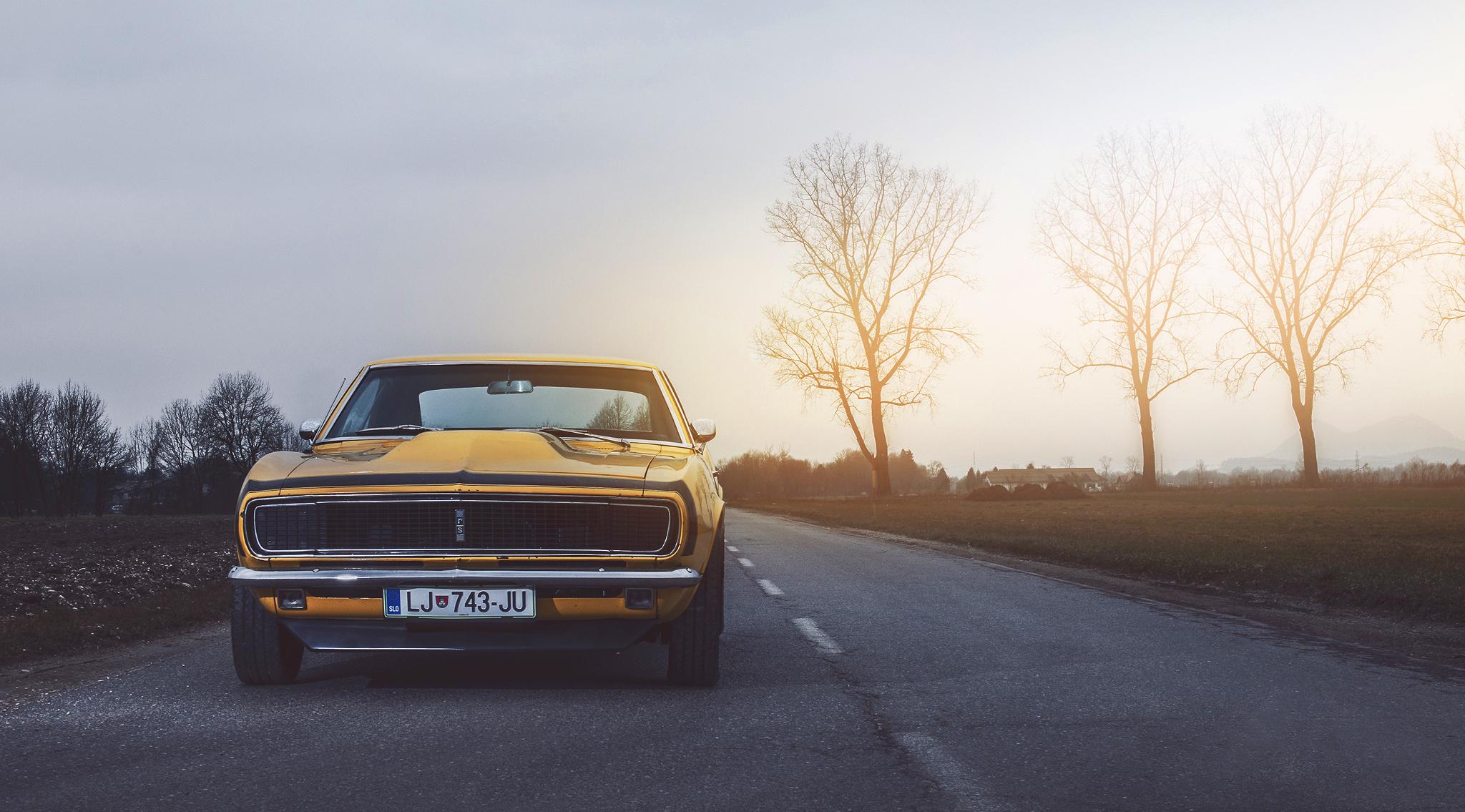 133728 скачать обои Тачки (Cars), Шевроле (Chevrolet), Camaro, Rs, 1968 - заставки и картинки бесплатно