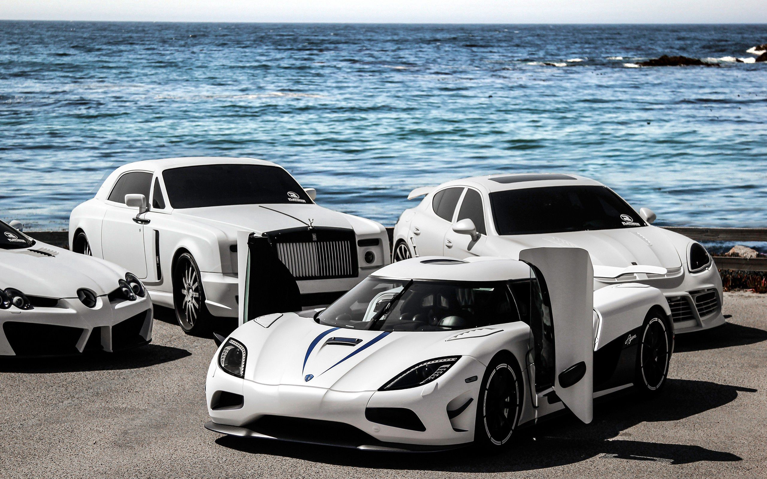 120851 download wallpaper Cars, Rolls-Royce, Koenigsegg, Mercedes-Benz screensavers and pictures for free