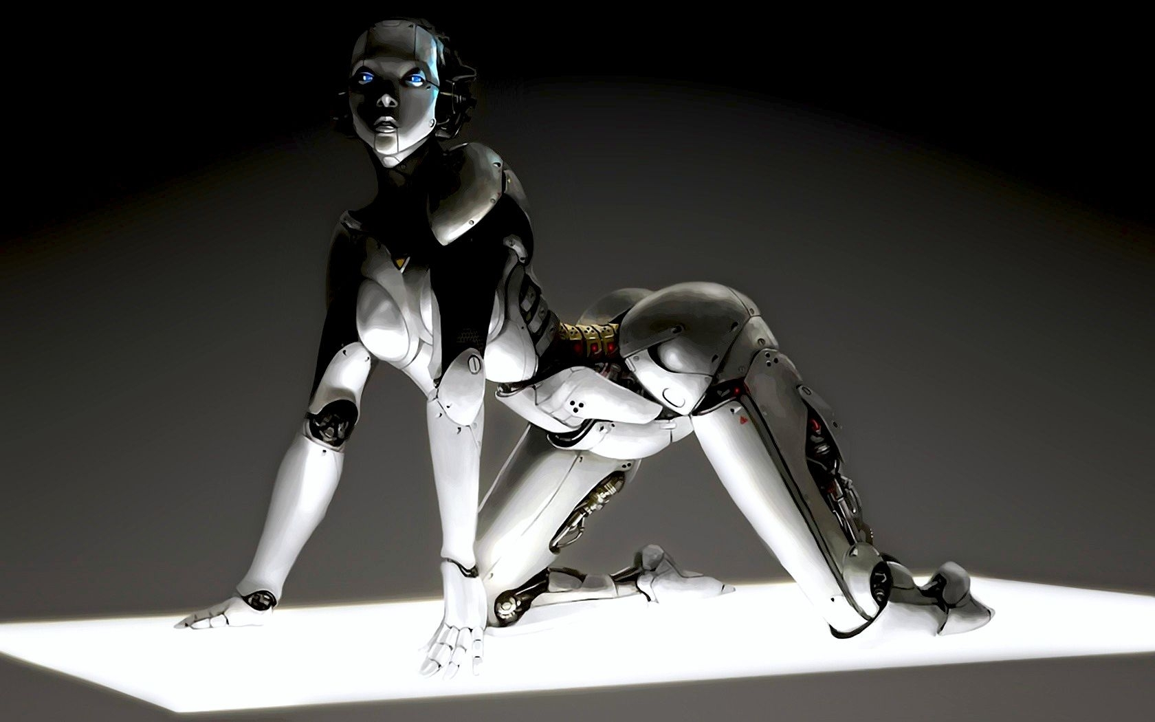 30618 Screensavers and Wallpapers Robots for phone. Download Fantasy, Robots pictures for free
