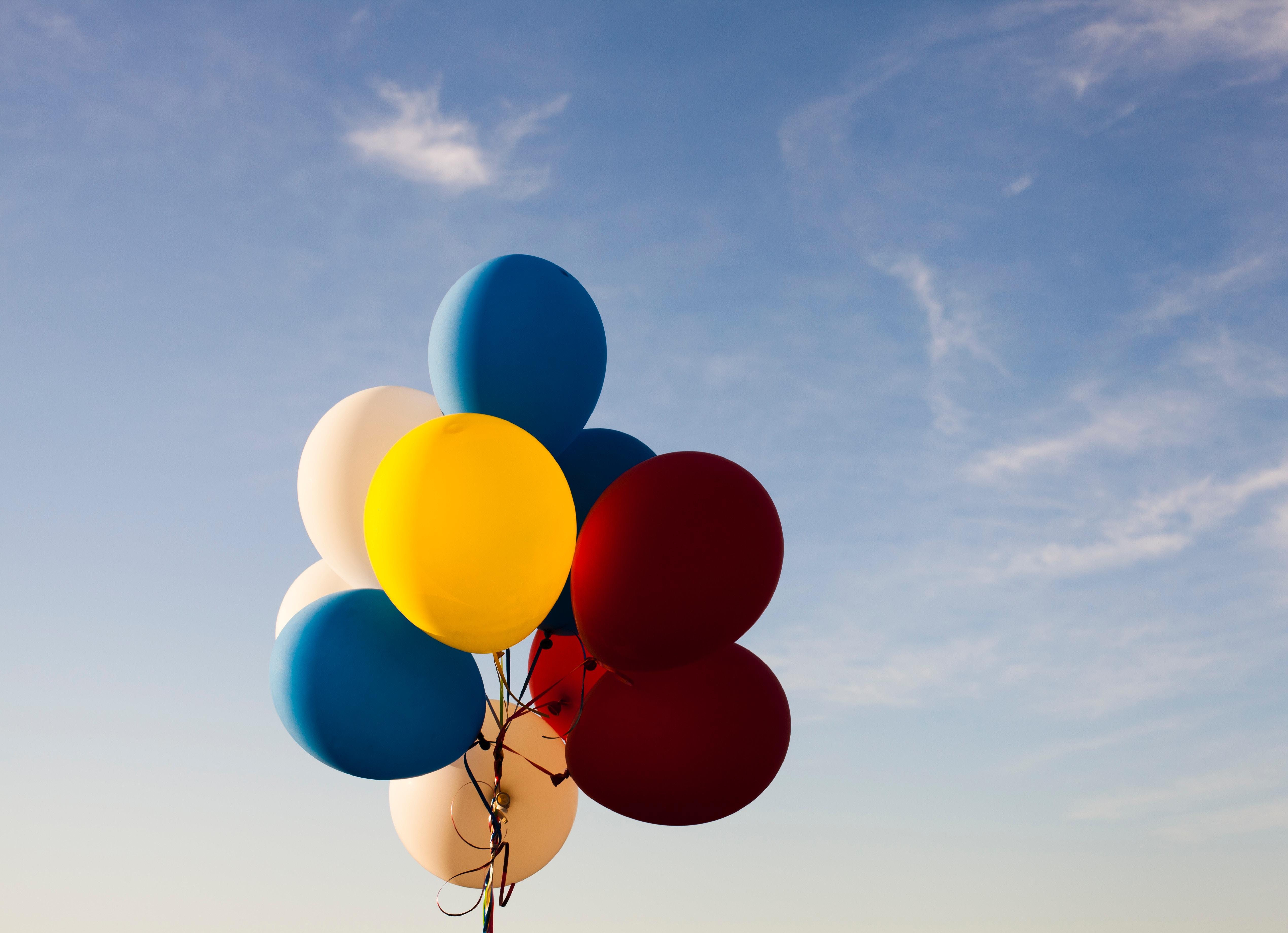 100907 скачать обои Разное, Разноцветный, Небо, Легкость, Воздушные Шары - заставки и картинки бесплатно