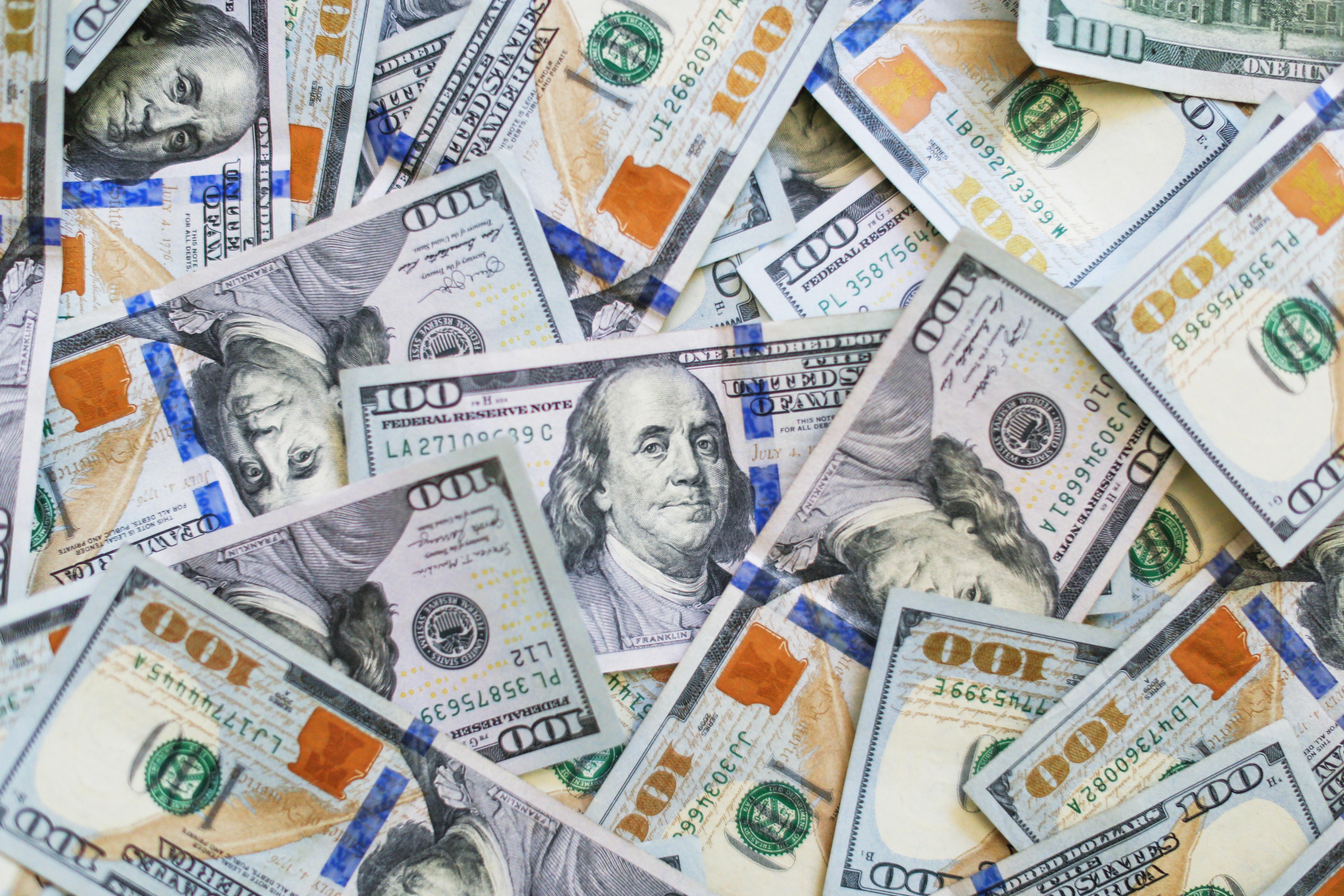 62173 скачать обои Деньги, Доллары, Текстуры, Паттерн, Бумага, Купюра - заставки и картинки бесплатно