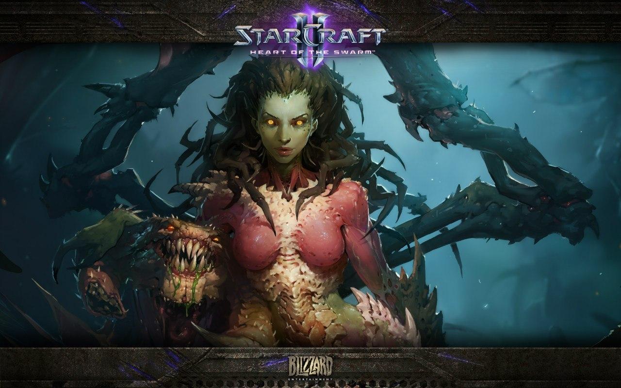 17952 télécharger le fond d'écran Jeux, Starcraft - économiseurs d'écran et images gratuitement